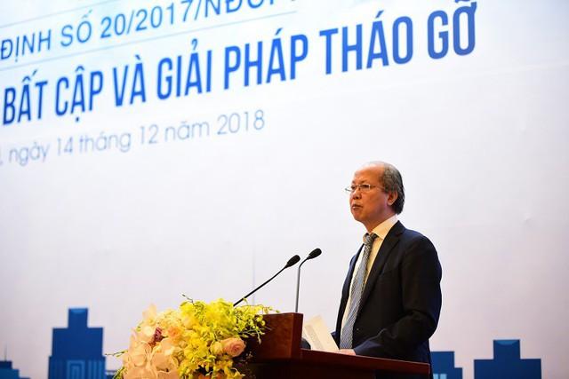 Ông Nguyễn Trần Nam: Doanh nghiệp lo lỗ chồng lỗ vì quy định khống chế lãi vay 20% - Ảnh 1.