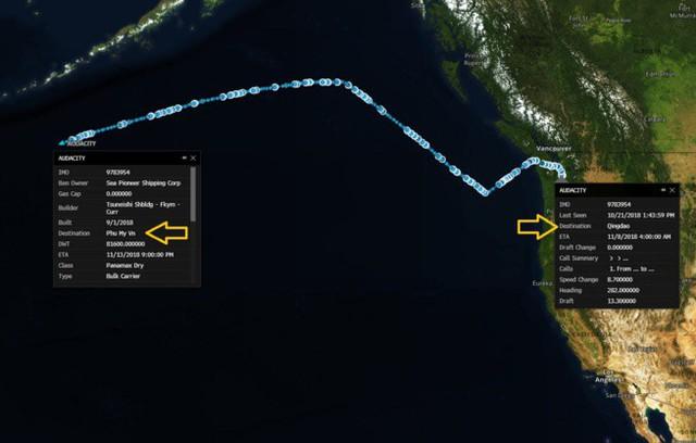 Đậu tương ùn ùn về Việt Nam vì chiến tranh thương mại Mỹ - Trung - Ảnh 2.