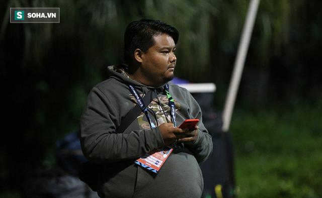 """Phóng viên Malaysia: """"Ngán gì thời tiết Hà Nội, chúng tôi sẽ thắng Việt Nam"""" - Ảnh 3."""