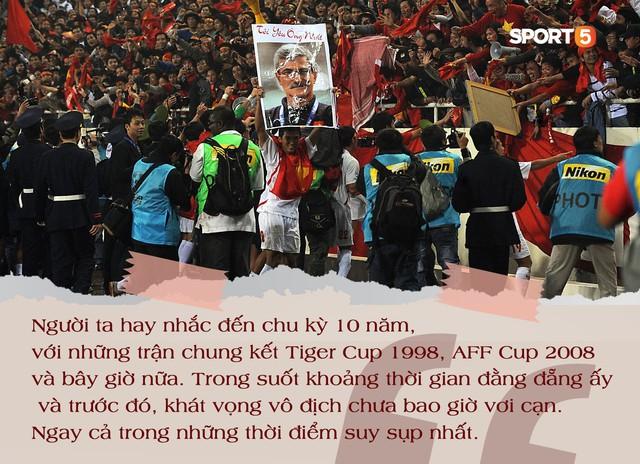 Tuyển Việt Nam đã chạm một tay vào vương miện: Thế hệ vàng, khát vọng vàng & cúp vô địch bằng Vàng - Ảnh 3.