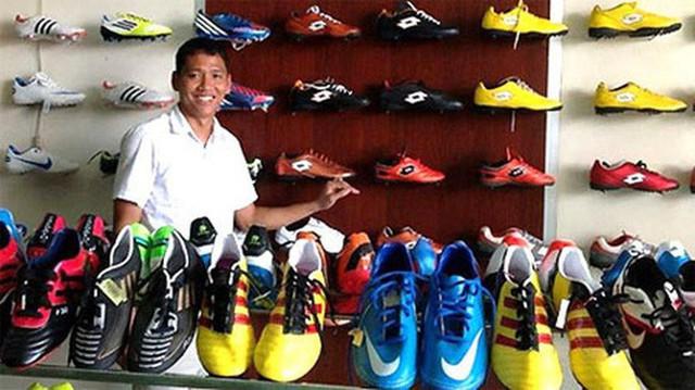 Anh Đức - cầu thủ vừa mở tỉ số cho Việt Nam: Kinh doanh từ 11 năm trước, giàu nức tiếng trong làng bóng đá - Ảnh 3.