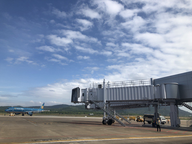 Hoàn thành mở rộng Cảng hàng không Quốc tế Phú Quốc - Ảnh 1.