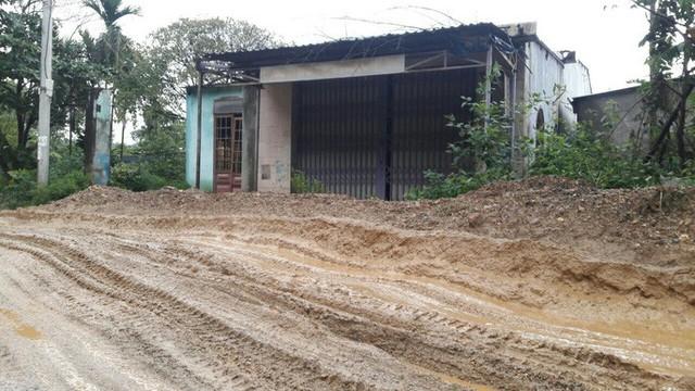 Đà Nẵng: Ám ảnh với 22 km đường ĐT 601 biến thành ao sau mưa lớn - Ảnh 13.