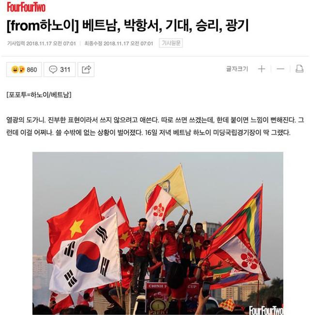 Vinh quang đầy chông gai của Park Hang-seo: Từ HLV đội bóng hạng 3 mờ nhạt đến niềm tự hào của cả Hàn Quốc - Ảnh 13.