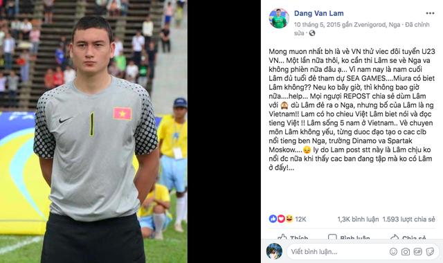 Việt Nam vô địch rồi, Đặng Văn Lâm xúc động ôm cột dọc khóc nức nở mừng chiến thắng - Ảnh 2.
