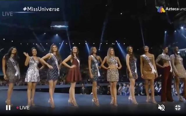 Chung kết Hoa hậu Hoàn vũ 2018: HHen Niê và Top 10 trình diễn bikini - Ảnh 2.