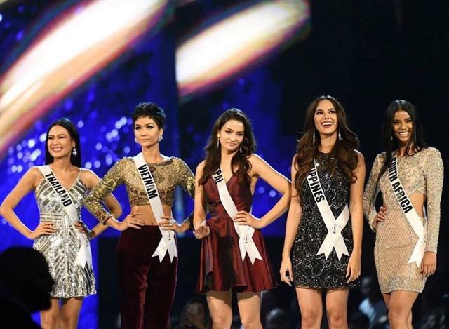 Lần đầu tiên trong lịch sử, HHen Niê làm nên kỳ tích giúp Việt Nam được vinh danh trong Top 10 Miss Universe! - Ảnh 2.