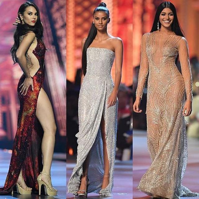 Philippines lên ngôi Hoa hậu Hoàn vũ, HHen Niê lập kỳ tích Top 5 - Ảnh 1.