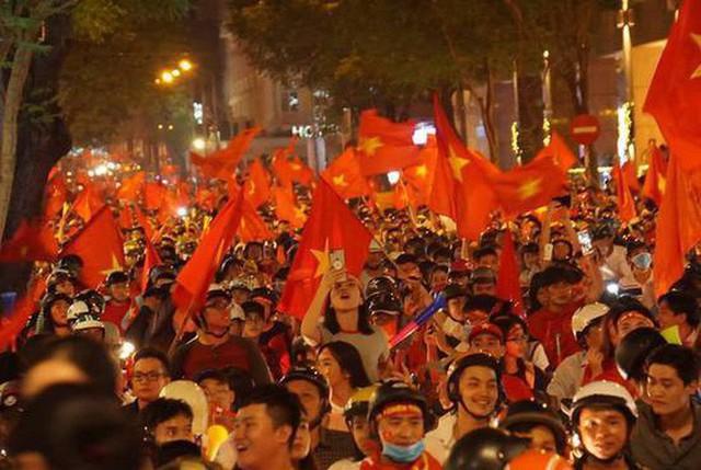 Dân mạng Trung Quốc khen ngợi chiến thắng của ĐT Việt Nam, vẫn nhớ như in những người hùng ở Thường Châu ngày ấy - Ảnh 2.