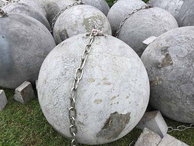 40 quả bóng xích ở sân Mỹ Đình có thể đi không về sau khi đội tuyển Việt Nam vô địch - Ảnh 2.