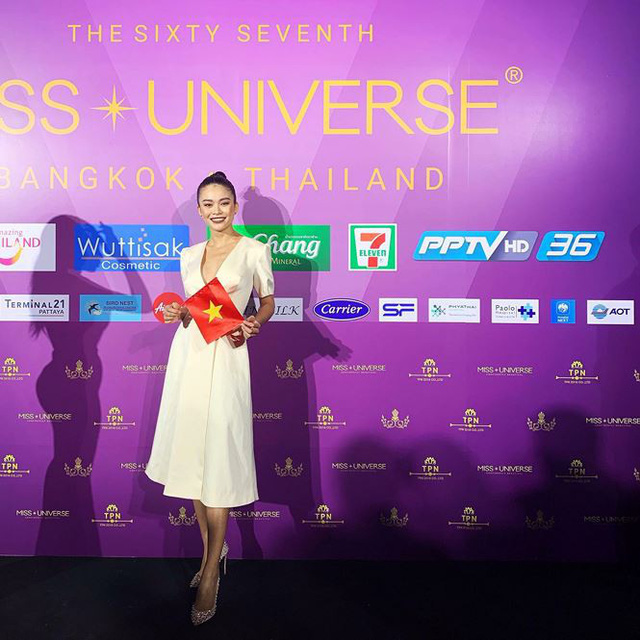 Chung kết Hoa hậu Hoàn vũ 2018: HHen Niê và Top 10 trình diễn bikini - Ảnh 12.