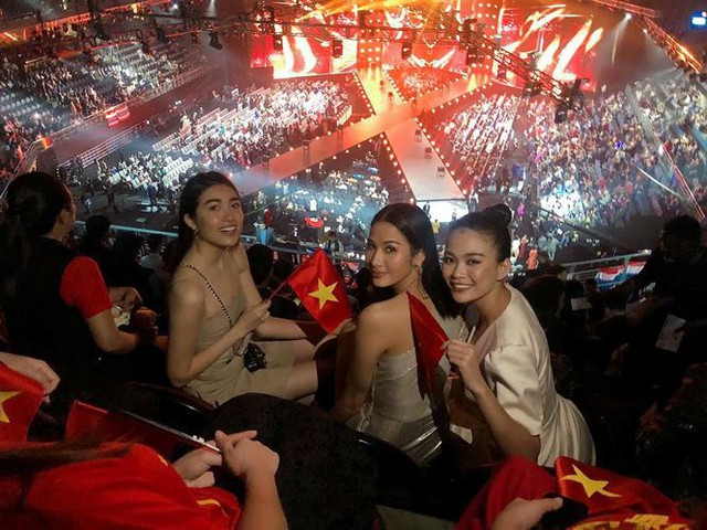 Chung kết Hoa hậu Hoàn vũ 2018: HHen Niê và Top 10 trình diễn bikini - Ảnh 14.
