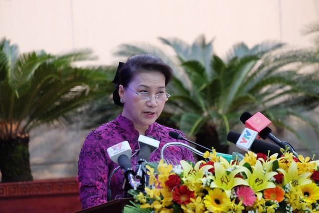Chủ tịch Quốc hội: Đà Nẵng đừng thấy đang xử lý vụ việc cũ mà không dám làm gì nữa! - Ảnh 3.