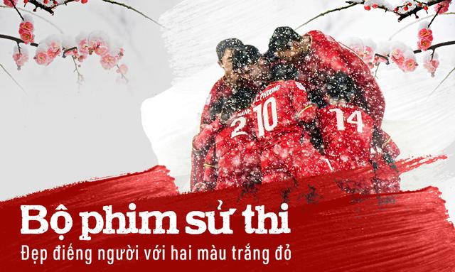 Những chiến tích làm thay đổi nền bóng đá Việt Nam của thầy trò Park Hang-seo: Chưa bao giờ ĐT Việt Nam mạnh đến thế! - Ảnh 1.