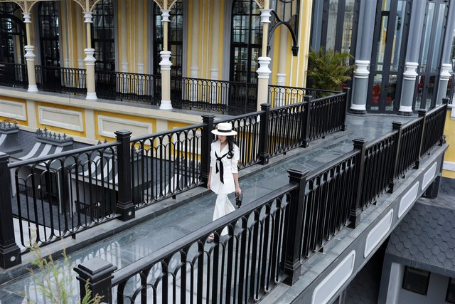 Ngắm khách sạn đẹp huyền ảo của kiến trúc sư dị biệt nổi tiếng thế giới Bill Bensley tại Sapa - Ảnh 3.