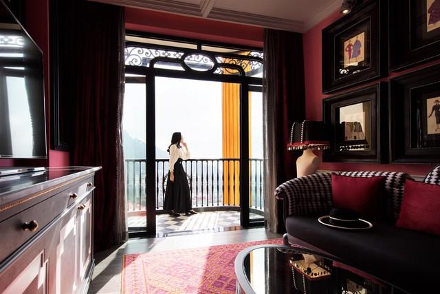 Ngắm khách sạn đẹp huyền ảo của kiến trúc sư dị biệt nổi tiếng thế giới Bill Bensley tại Sapa - Ảnh 5.