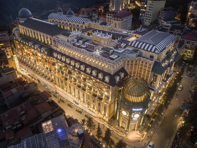 Ngắm khách sạn đẹp huyền ảo của kiến trúc sư dị biệt nổi tiếng thế giới Bill Bensley tại Sapa - Ảnh 2.