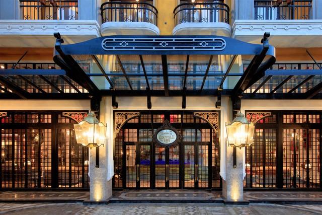 Ngắm khách sạn đẹp huyền ảo của kiến trúc sư dị biệt nổi tiếng thế giới Bill Bensley tại Sapa - Ảnh 11.