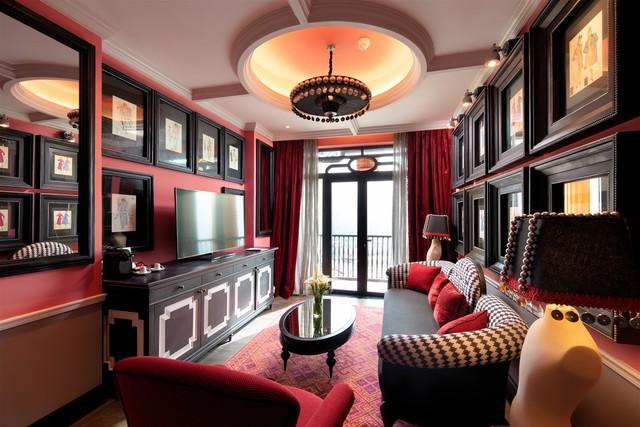 Ngắm khách sạn đẹp huyền ảo của kiến trúc sư dị biệt nổi tiếng thế giới Bill Bensley tại Sapa - Ảnh 12.