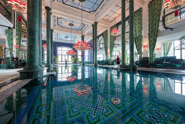 Ngắm khách sạn đẹp huyền ảo của kiến trúc sư dị biệt nổi tiếng thế giới Bill Bensley tại Sapa - Ảnh 10.