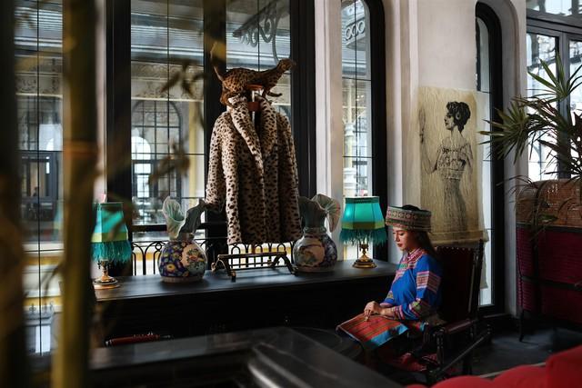 Ngắm khách sạn đẹp huyền ảo của kiến trúc sư dị biệt nổi tiếng thế giới Bill Bensley tại Sapa - Ảnh 17.