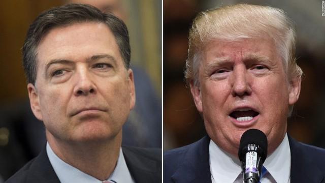Cựu giám đốc FBI tố cáo Tổng thống Trump coi thường luật pháp - Ảnh 1.