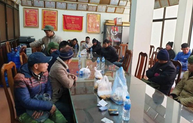 Triệt phá đường dây buôn lậu lớn tại tỉnh Lạng Sơn - Ảnh 1.