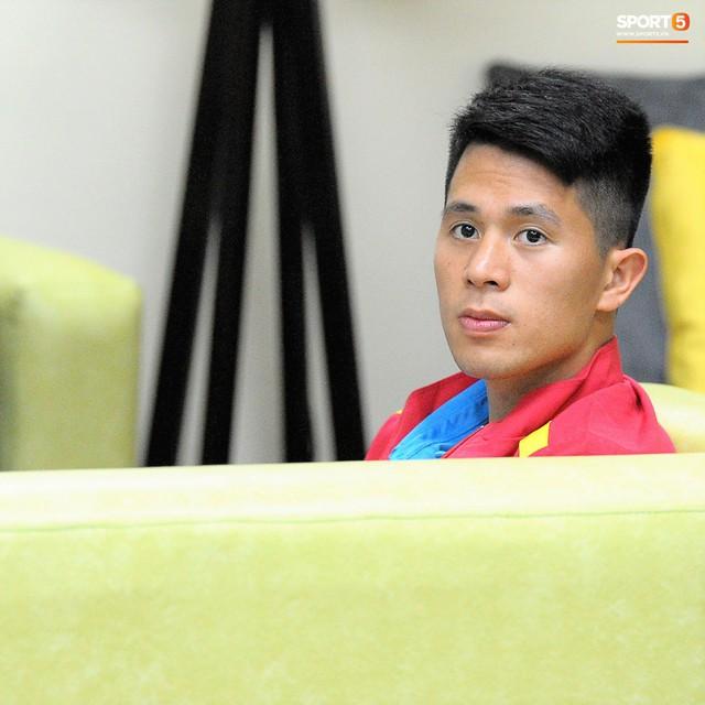 Đình Trọng: Dù đã chuẩn bị trước, nhưng tôi rất buồn vì không được dự Asian Cup 2019 - Ảnh 1.