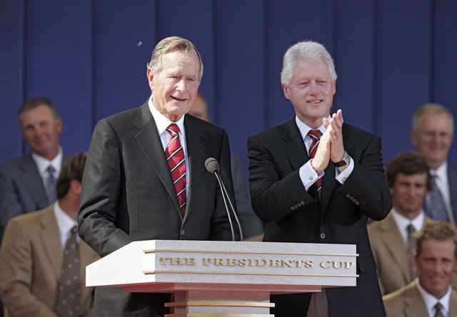 Chỉ làm tổng thống một nhiệm kỳ duy nhất nhưng ông Bush cha giúp định hình nước Mỹ suốt nhiều thập kỷ - Ảnh 4.