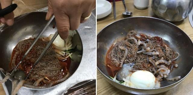 Đang thèm ăn hải sản mà thấy các món bạch tuộc này của Hàn Quốc thì đúng là khó có thể kiềm lòng - Ảnh 18.