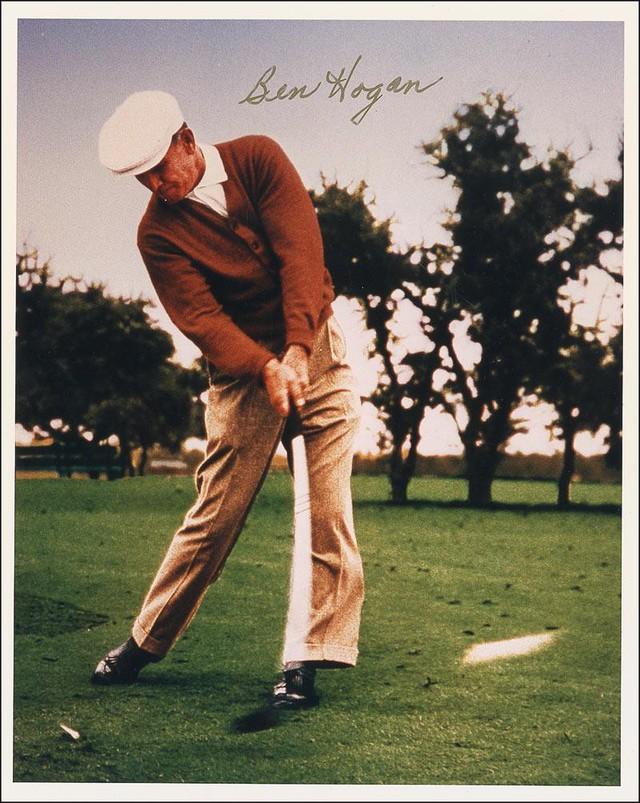 Golf thủ Ben Hogan – Người tạo ra những cú Swing huyền thoại - Ảnh 3.