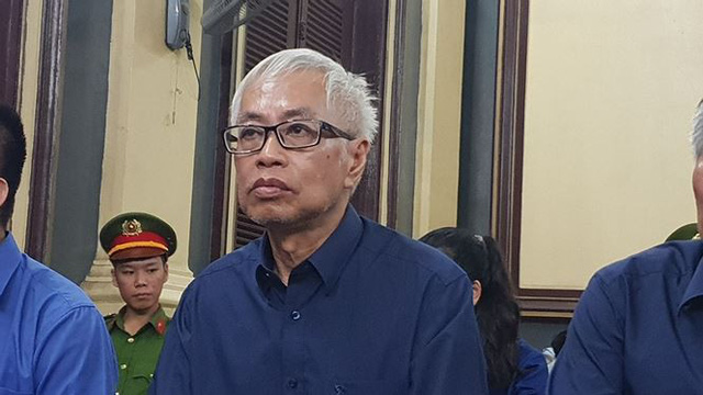Trần Phương Bình lãnh án tù chung thân, Vũ nhôm 17 năm tù - Ảnh 1.