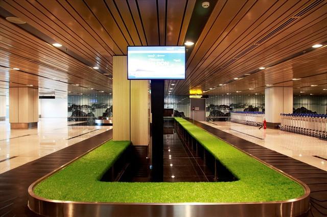 Choáng ngợp nhà ga xanh như khách sạn 5 sao ở Sân bay Vân Đồn - Ảnh 5.