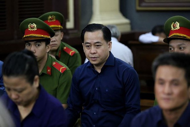 Trần Phương Bình lãnh án tù chung thân, Vũ nhôm 17 năm tù - Ảnh 3.