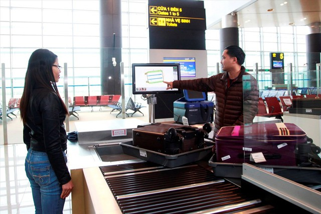Choáng ngợp nhà ga xanh như khách sạn 5 sao ở Sân bay Vân Đồn - Ảnh 7.