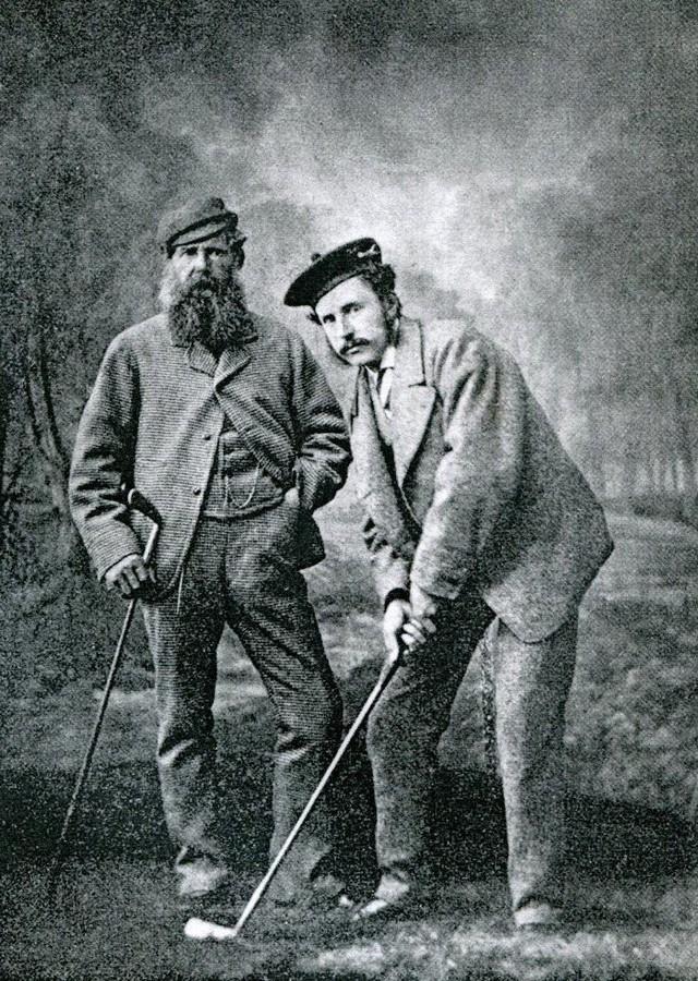 Huyền thoại Old Tom Morris - Ông tổ của làng golf thế giới - Ảnh 1.