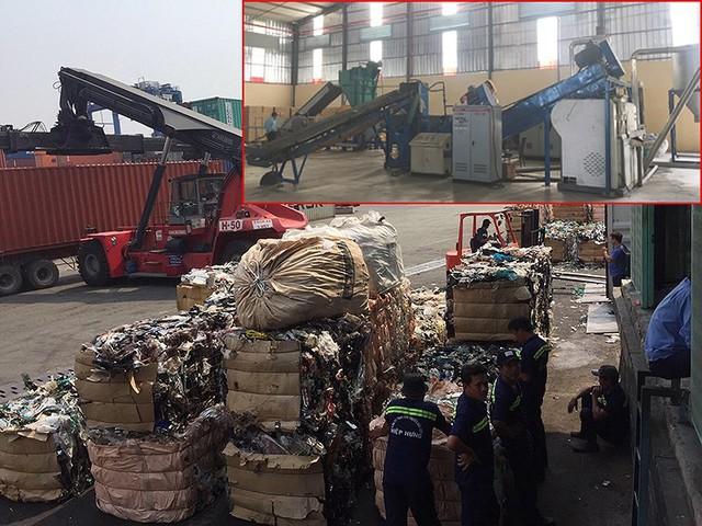 Mất 10 triệu USD vì nguyên liệu ùn tắc tại cảng - Ảnh 1.