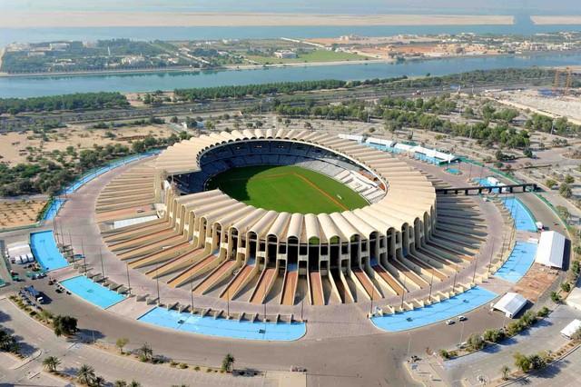 Đội tuyển Việt Nam sẽ đá Asian Cup 2019 tại 2 sân vận động đẹp nhất UAE - Ảnh 1.