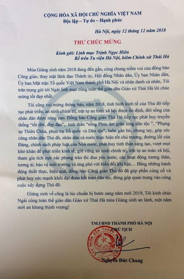 Công an Hà Nội tổ chức trông xe miễn phí trong dịp lễ Giáng sinh - Ảnh 2.