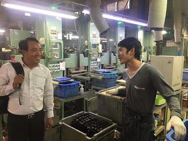 Chương trình mới lao động Việt nhận lương bằng người Nhật - Ảnh 2.