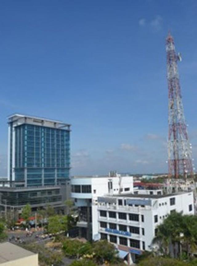 Cận cảnh cao ốc Bạc Liêu Tower xây thời Trịnh Xuân Thanh bị rao bán - Ảnh 3.