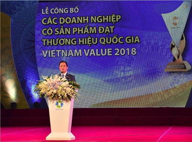Vietcombank là ngân hàng duy nhất 6 lần liên tục đạt Thương hiệu Quốc gia - Ảnh 2.