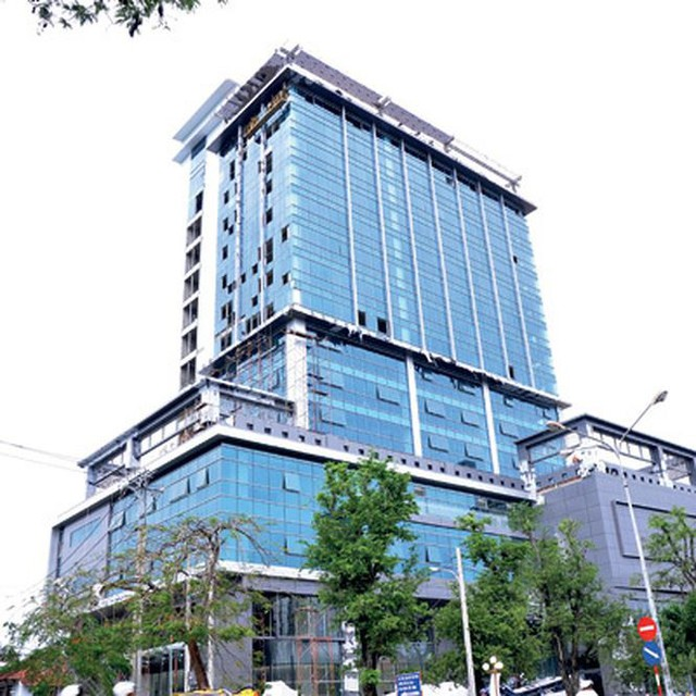 Cận cảnh cao ốc Bạc Liêu Tower xây thời Trịnh Xuân Thanh bị rao bán - Ảnh 4.