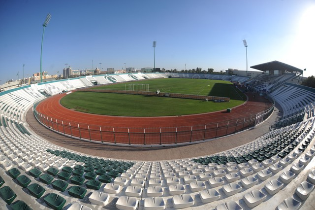 Đội tuyển Việt Nam sẽ đá Asian Cup 2019 tại 2 sân vận động đẹp nhất UAE - Ảnh 5.