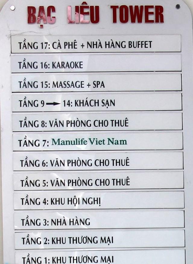 Cận cảnh cao ốc Bạc Liêu Tower xây thời Trịnh Xuân Thanh bị rao bán - Ảnh 5.