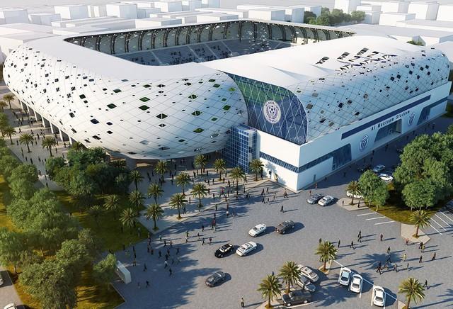 Đội tuyển Việt Nam sẽ đá Asian Cup 2019 tại 2 sân vận động đẹp nhất UAE - Ảnh 7.