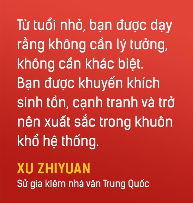 Giấc mơ Trung Quốc và chuyện quản lý xã hội bằng thi đại học - Ảnh 5.