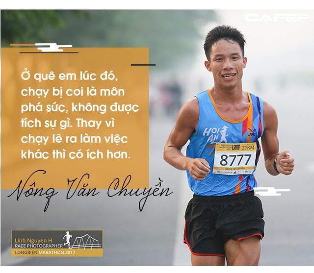 Nông Văn Chuyền: Từ nhân viên massage đến VĐV nghiệp dư kiêm bán đồ chạy bộ nổi tiếng - Ảnh 2.