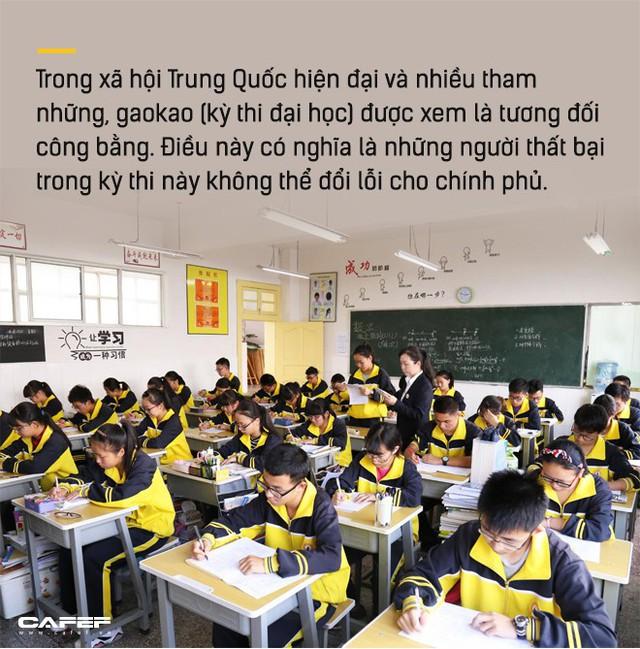 Giấc mơ Trung Quốc và chuyện quản lý xã hội bằng thi đại học - Ảnh 9.
