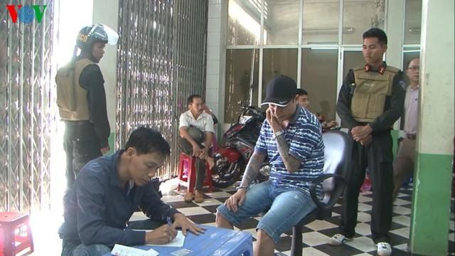 Khởi tố 5 đối tượng từ Hà Nội vào Gia Lai hoạt động tín dụng đen - Ảnh 2.